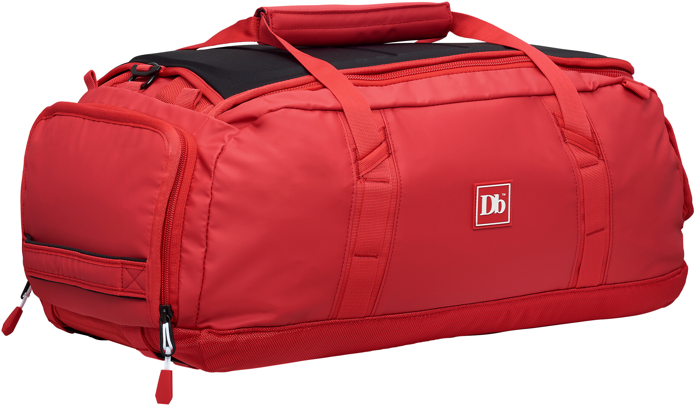 Douchebags The Carryall 40l Duffle Bag Scarlet Red   campz.de 04e741523b